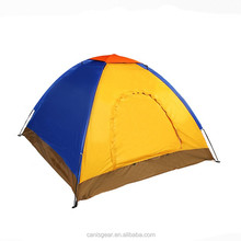 Tent manufacturer china Monolayer Tent for 4 People camping kitchen tent
