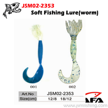 lucky craft/soft fishing lure(worm)/wholesale JSM02-2353