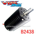 B2438-14T 6100KV Motor,1/12th&1/16th rc car's motor,rc electric car's model