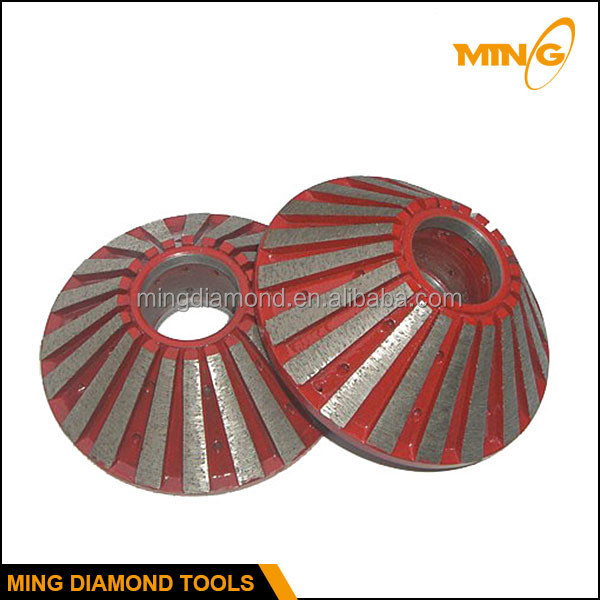 Diamond Profiling Tools CNC Router Bits For Granite Stone Edge Shaping - Segmented Or Rim Type
