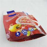 Instant Frozen Food Packaging Bag Nylon