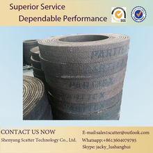 woven brake lining in rolls for agriculture equipment
