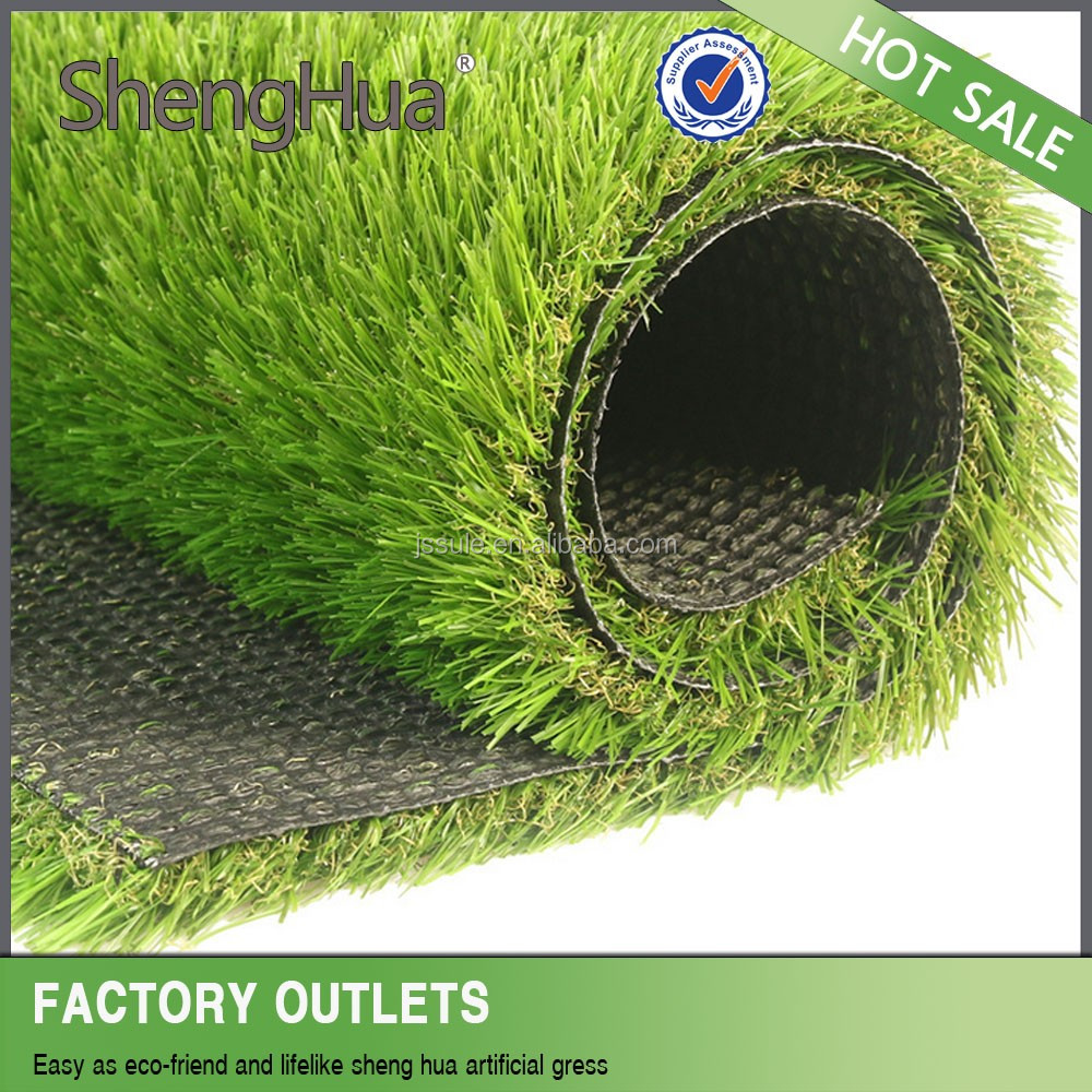 Outdoor Landscaping Garden Grass Synthetic Turf China