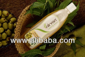 Olive Neem Herbal Shampoo