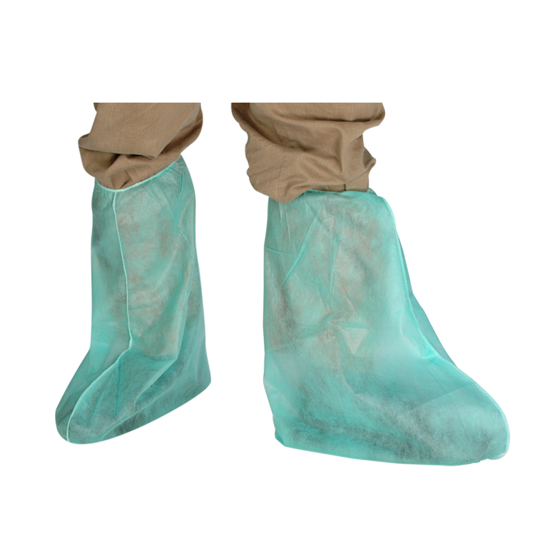 Disposable waterproof shoe cover shoe boot covers