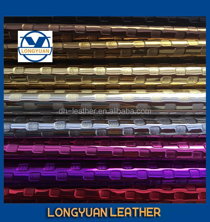 2016 china nonwoven fake leather for shoe