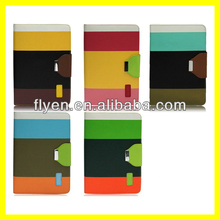 New Magnetic PU Leather Folio Stand Case Cover with Stylus Holder for iPad Mini1/2