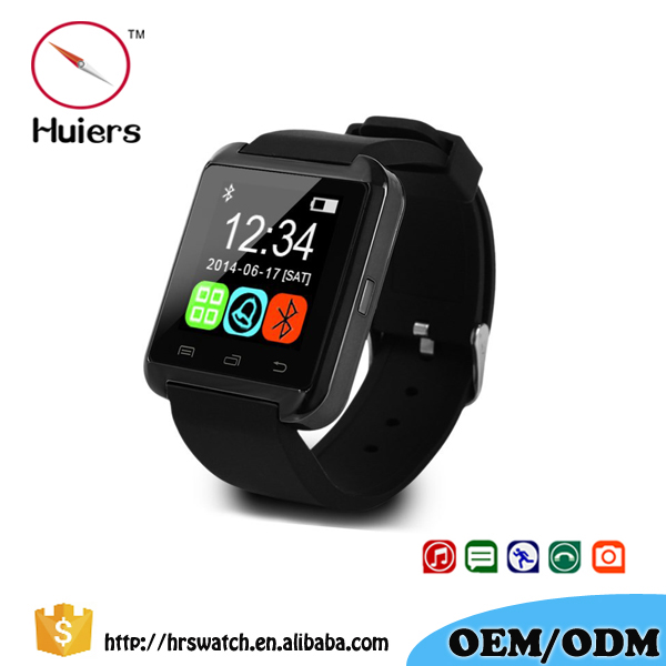 Hot Touch screen bluetooth android u8 smart watch reloj inteligente