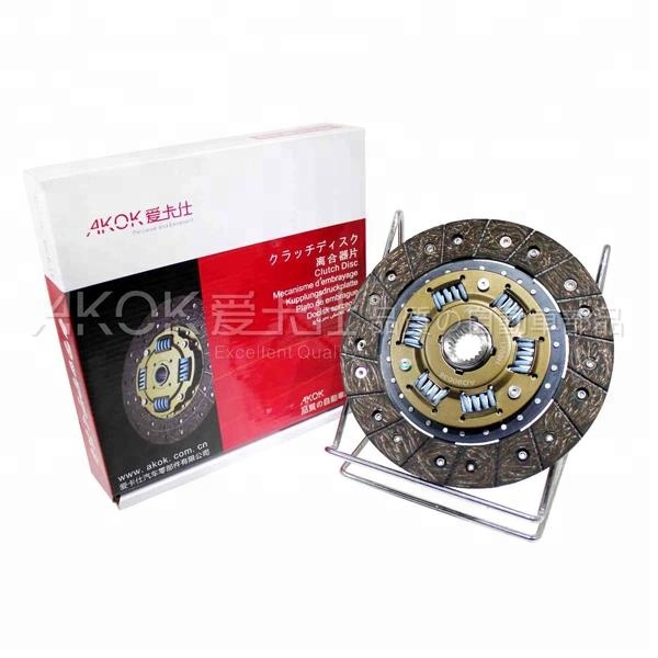AKOK 180*132*20*22 auto clutch disc assy friction clutch disc for Lifan 520