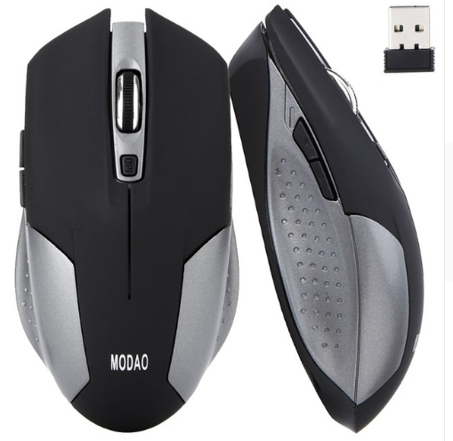 PC Cordless Optical Computer Game Wireless Mouse 2.4Ghz Wireless USB Receiver for PC Laptop Computers Accessories