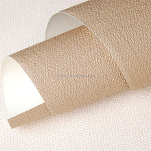 cleanable wall paper/ wallpaper plain color walls paper for wals