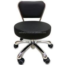 heavy duty manicure and pedicure spa technician chair RF-L005F