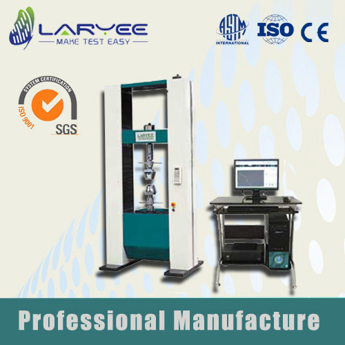 ISO Qualified 3 Points Bending Flexure Testing Machine
