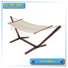 Hammock with stand combo hammock with wooden stand