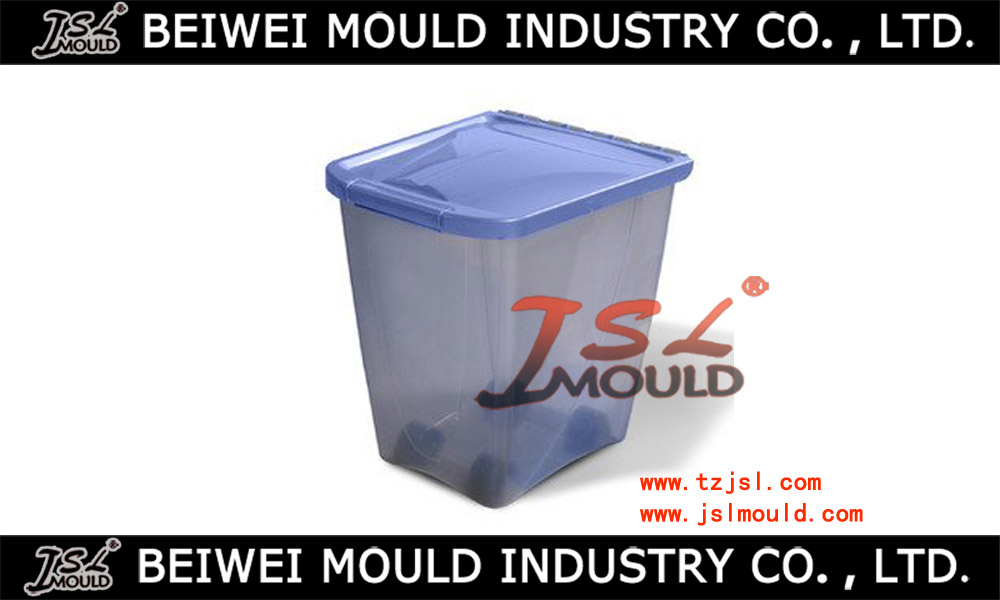 Custom Injection Plastic Pet food container Mould