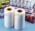 12 micron Pof Shrink Plastic Packaging Wrap