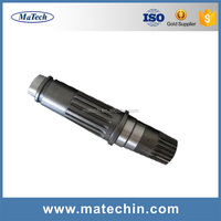Factory Custom Precise Ductile Cast Iron Sand Casting Shaft