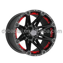 4x4 suv rims off road alloy wheel