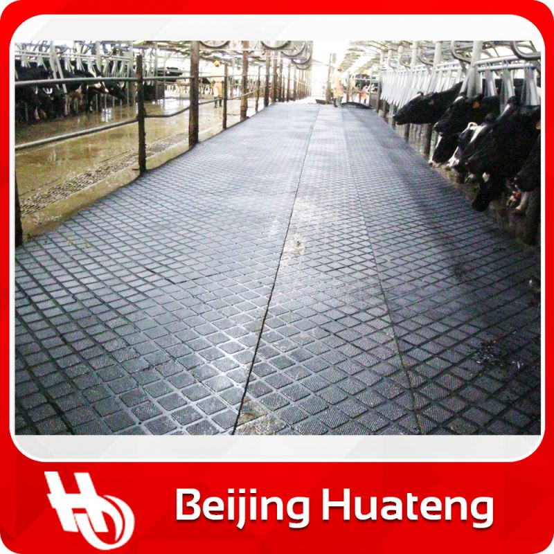 Best Comfort Rubber Stable For Horse Or Cow Mat