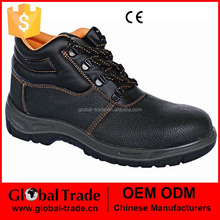 Mens Groundwork Safety Lace Up Boots Trainers Steel Toe Cap Ankle Work Shoes 450616