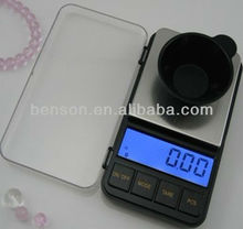 BS-D05 Jewelry pocket <strong>scale</strong> with bowl