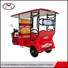 China Battery Passenger Bajaj Three Wheeler Auto Rickshaw Price