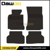 used for BMW 5 E39 protective dustproof rubber car floor mat