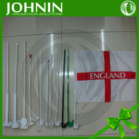 high quality wholesale cheap promotional plastic car flag pole