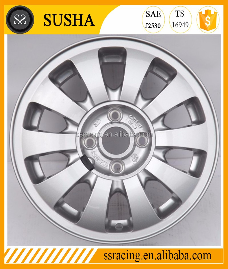 "16"" 17"" 18"" 19"" 20"" Classical replica Wheel For Polo/A356.2 casted <strong>alloy</strong>"