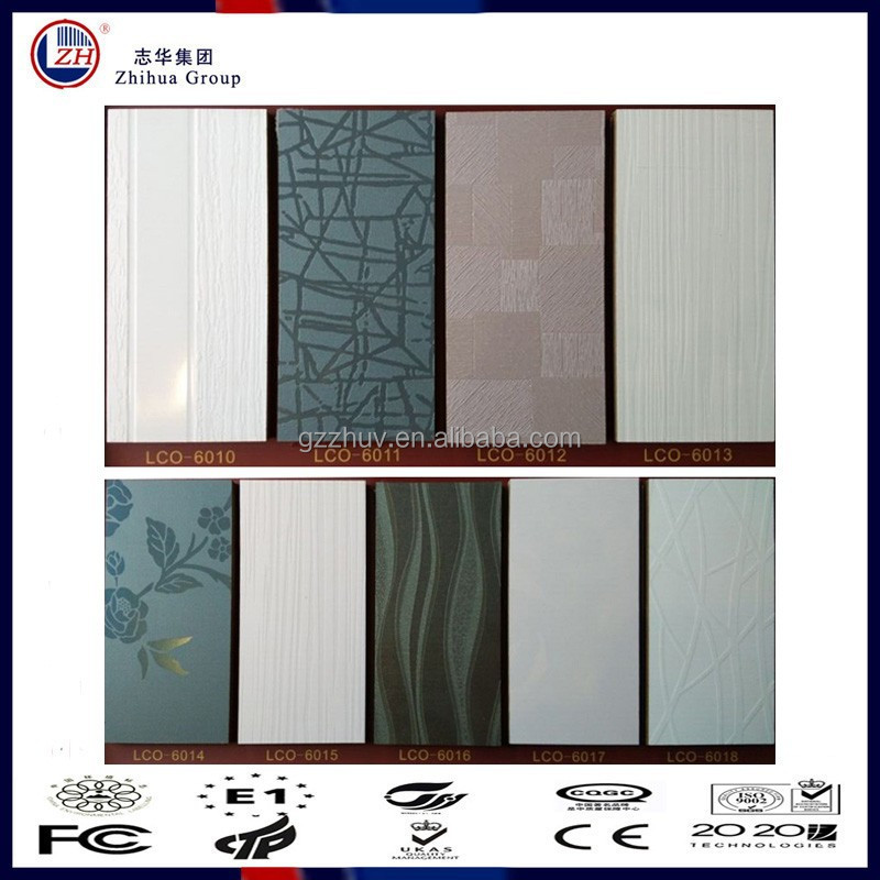 zhuv new embossed fireproof LCO plywood board for interior decoration