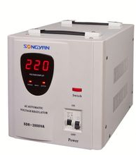 Non-Contact Voltage Stabilizer 320Kva, sbw power saver voltage regulator, industrial 3 phase voltage stabilizer avr 500kva