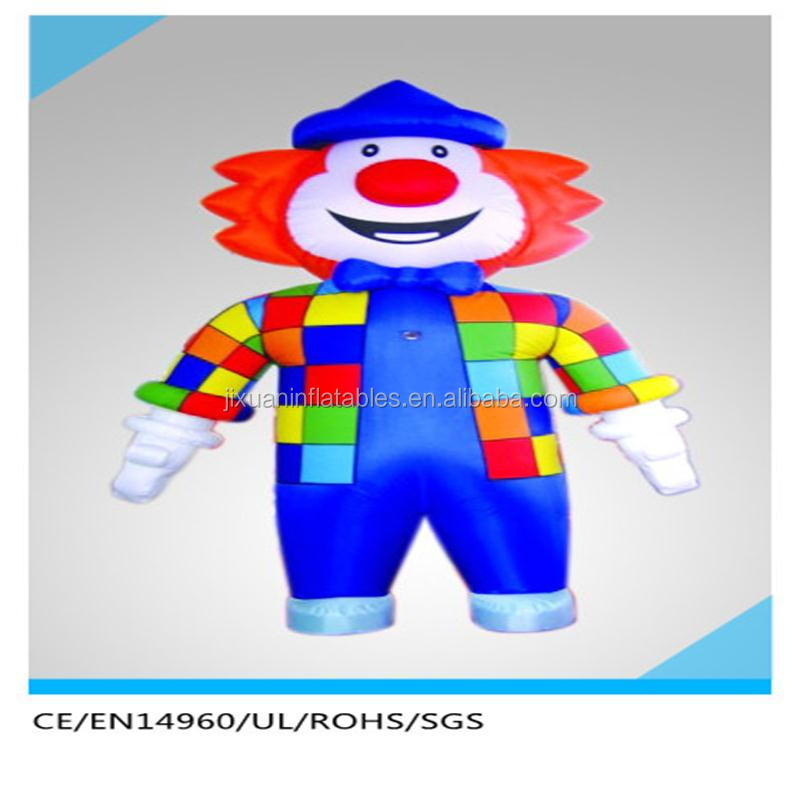 professional Inflatable clown costume