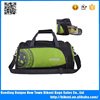 China supplier fashion travelling gym bags duffle travel custom bag with shoe compartment shop online