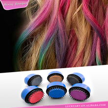 Hot selling temporary non-toxic colorful hair chalk with best price