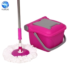 Manufacturers wholesale 360 degree folding bucket spin of mop