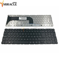 Original Notebook Keyboard Spanish For HP For Pavilion M6-1000 SP Layout Black
