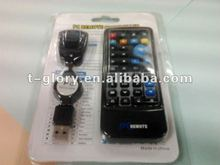 universal remote control for computer with UL RoHS ISO9001 ISO14001