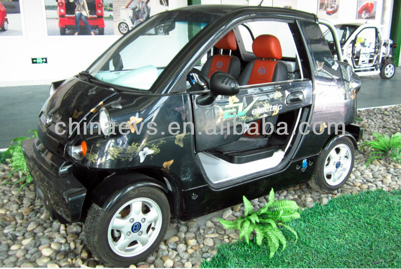 Electric Car 6KW Motor LSV EEC L7e CT&T E-zone 6KW LHD RHD