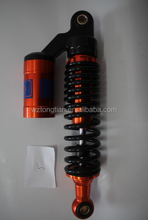 GENUINE QUALITY &FACTORY PRICE One Pair 320mm Motorcycle Air Shock Absorber Spring Rear Shocks