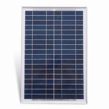 High quality 36 cell solar photovoltaic module 20w solar panel price