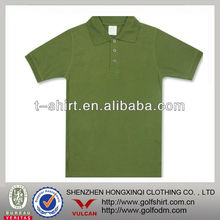 High Quality Polyester Dri fit Color Combination Mens Golf Shirt