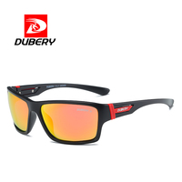 DUBERY Polarized Sunglasses Men's Driving Shades Male Sun Glasses