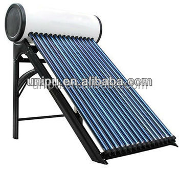 Solar Water Heater 200L Pressurized Heat Pipe heaters For boiler