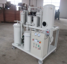 TY Series Vacuum Turbine Oil Filtration Reclaimer/Oil Purification System