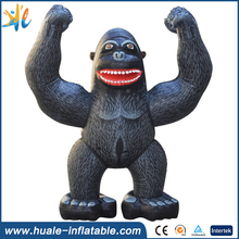 Outdoor Advertising Giant Inflatable Gorilla, Inflatable Animal Model with factory price