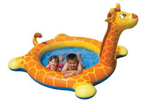 EN71 approval inflatable kids animal kid pool