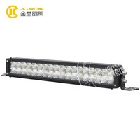 High quality 18 inch led light bar off-road lamp 108w spot light led for trailer, tractor, truck, engineering vehicles