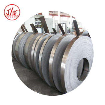 China Supplier Mill Price cold rolled carbon steel strip Q195