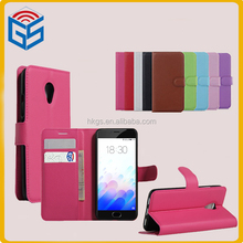 Gadgets 2017 Filp Wallet Leather Case For Meizu M3S / Meilan 3S / Meilan 3
