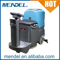 Mendel MBD60 street cleaning machine driving floor sweeper Electric Fuel power broom sweeper